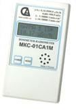 THE DOSIMETER - THE MKC-01CA1M RADIOMETER