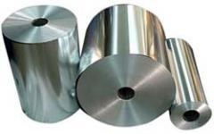 GOST 13726 - 97、アルミニウム テープ 40 × 0.25 マーク A5