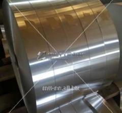 Лента алюминиевая 40x0.25 по ГОСТу 13726-97, марка А7