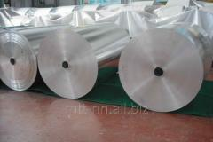 Aluminium tape 40 x 0.25 to GOST 13726-97, mark