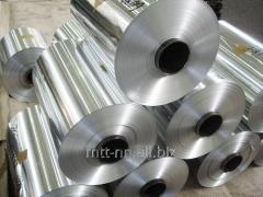 Aluminium tape 40 x 0.4 according to GOST...