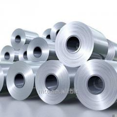 Tape stainless steel 1.6 17h18n9, GOST 4986-79