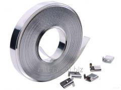 Tape stainless steel 1.6 20H13N4G9, GOST 4986-79