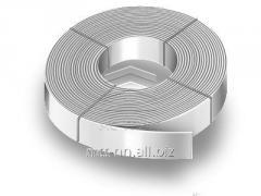 La cinta el 1,7 acero inoxidable 12Х25Н16Г7АР, por el GOST 4986-79