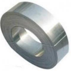 Paslanmaz çelik 1.8 15H18N12S4TJu, GOST 4986-79 teyp