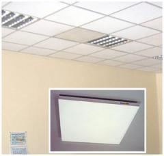 Ceiling IK-heaters TEPLOFON ERGNA 0,4/220(p)KT