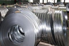 Steel tape 0.09 shtampovalnaja, GOST 503-81, steel
