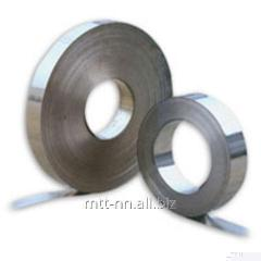 Steel strip 0.1 shtampovalnaja, GOST 503-81, steel