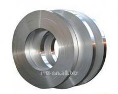Лента стальная 1,55 пружинная, по ГОСТу 2283-79, сталь 65Г, У8А, 60С2А