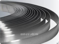 Лента стальная 1,9 пружинная, по ГОСТу 2283-79, сталь 65Г, У8А, 60С2А