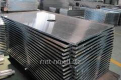 Лист алюминиевый 0,3 по ГОСТу 21631-76, марка АМг3