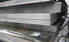 Лист алюминиевый 0,4 по ГОСТу 21631-76, марка АД