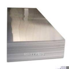 Лист алюминиевый 4 по ГОСТу 21631-76, марка АМц