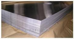 Лист алюминиевый 5 по ГОСТу 21631-76, марка АД0