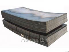 Лист горячекатаный 34 сталь 60С2А, 65Г, по ГОСТу 19903-74, 14637-89