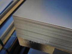Лист горячекатаный 34 сталь 6ХВ2С, 7Х3, 8ХФ, 9ХС, по ГОСТу 19903-74, 14637-89