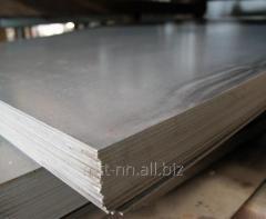 Лист нержавеющий сталь 03ХН28МДТ, 06ХН28МДТ, ГОСТ 7350-77 , арт. 50511448