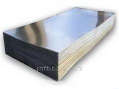 Blad av rostfritt stål