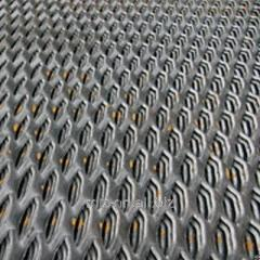 Plates perforated-extraction (PVL)