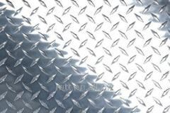 Aluminum corrugated sheet