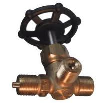 The KZIM10 valve, locking needle with the union