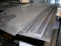 Titanium sheet 0.3 1 90218-76 according to GOST,