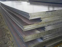 Cold-rolled steel sheet of 0.35 09G2S 10HSND GOST