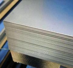 Лист холоднокатаный 2 сталь 08пс, 08Ю, 3сп, 10, 20, ГОСТ 19904-90, 16523-97