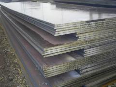 Лист холоднокатаный 5 сталь 09Г2С, 10ХСНД, ГОСТ 19904-90
