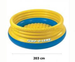 Trampoline of 203 cm x 69 cm of Intex 48267