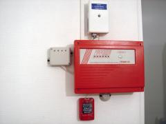 Системы пожарной сигнализации адресные