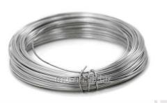 Проволока алюминиевая 5 сварочная, по ГОСТу 7871-75, марка СвАМг63