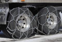 Цепь противоскольжения для грузовиков
