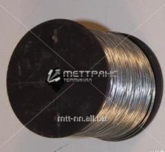 Проволока для бронирования проводов и кабелей 6