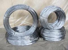 Проволока для холодной высадки 2,6 сталь 45, 40, 35, 30, по ГОСТу 5663-79, углеродистая 1 и 2 класс