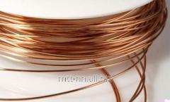 El alambre de cobre 5 kreshernaya por el GOST