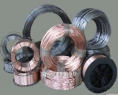 Flux-cored wire 0.8 steel side, according to GOST