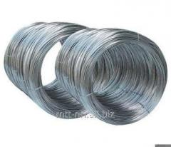 Wires stainless steel 0.4 08x18h10, GOST 18143-72