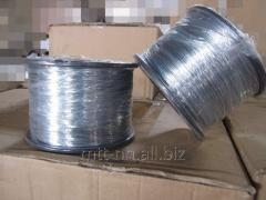 Polygraphic wire 0.36 to GOST 7480-73, galvanized,
