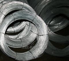 Polygraphic wire 0.6 according to GOST 7480-73,