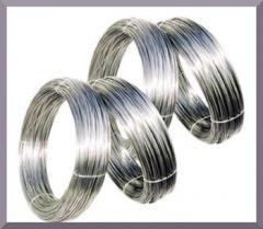 Polygraphic wire 0.8 according to GOST 7480-73,