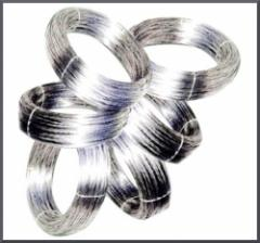 Polygraphic wire 0.9 to GOST 7480-73, galvanized,