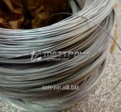 Spring wire GOST 1 14963-78 alloy, steel grade