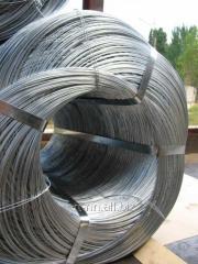 Проволока пружинная легированная 3,5 по ГОСТу 14963-78, сталь 60С2А Е-ХН-1