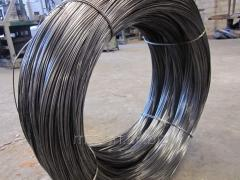 Carbon wire 0.48 steel 08kp, 10ps, 10kp, 15kp,