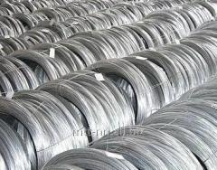 أسلاك الفولاذ منخفض الكربون