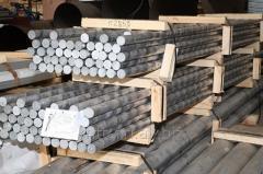 Prutok de aluminio 10 por el GOST 21488-97, la