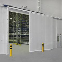 Fire-prevention movable gate