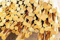 Пруток бронзовый 36 по ГОСТу 10025-78, марка БрОФ 7-0,2