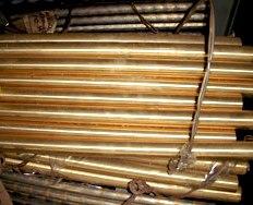 Пруток бронзовый 55 по ГОСТу 15835-70, марка БрБ2
